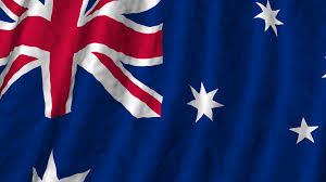 Pictures Of The Australian Flag Australian Flag Motion Background Videoblocks