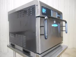 Ventless Microwave Turbochef I3 Convection Microwave Oven W Stand