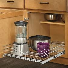 High Line Kitchen Pull Out Wire Basket Drawer Cabinet Organizers You U0027ll Love Wayfair