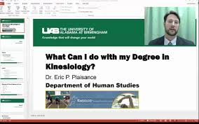 what can you do with a degree in kinesiology youtube