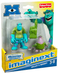 amazon imaginext disney pixar monsters university sulley