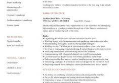 Merchandising Resume Examples by Download General Manager Resume Haadyaooverbayresort Com