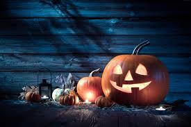 4k halloween background wallpaper holiday halloween 31 october pumpkin host holidays