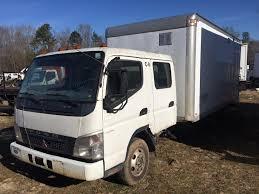 mitsubishi fuso 2001 mitsubishi fuso fe sweeper isuzu npr nrr truck parts busbee