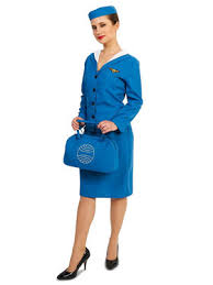 Halloween Flight Attendant Costume Womens 2017 Halloween Costumes Wholesale Prices