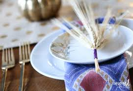 thanksgiving place setting 6 ways to add style to your thanksgiving place setting