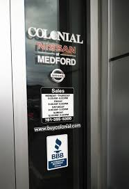 nissan canada human resources bbb business profile colonial nissan of medford inc