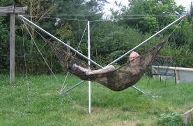 tensegrity hammock stand steel tensegrity pinterest