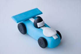 car cake toppers how to make a race car cake topper cakejournal