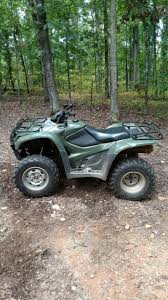 2007 honda rancher 4x4 motorcycles for sale
