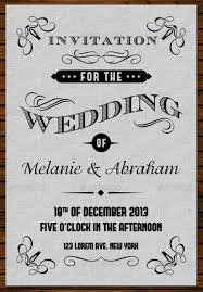 wedding invite templates wedding invitation sizes template best template collection