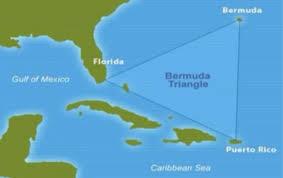 Bermuda Triangle Map The Burmuda Triangle Abbie Deng By Test