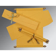 scroll wedding invitations scroll invitations scroll wedding cards a2zweddingcards