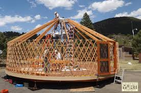 yurt questions answered who pitches my yurt colorado yurt company