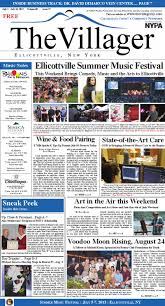 the villager ellicottville july 3 10 2013 volume 8 issue 27