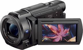 camcorder black friday deals sony handycam ax33 4k flash memory camcorder black fdrax33 b