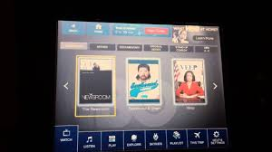 American Airlines Flight Entertainment by Walkthrough Of Delta Airlines In Flight Entertainment 2014