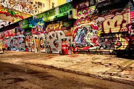 20th century graffiti u2013 the rise of graffiti art widewalls