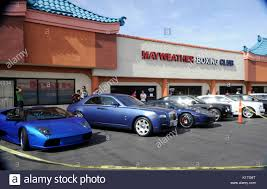 floyd mayweather white cars collection vegas atmosphere stock photos u0026 vegas atmosphere stock images alamy