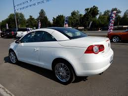 volkswagen eos komfort for sale used cars on buysellsearch