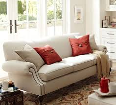 pottery barn brooklyn upholstered sofa pottery barn