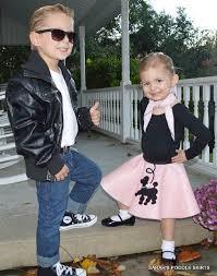 50s Halloween Costumes Poodle Skirts Adorable Toddler Custom Prancing Poodle Sarahspoodleskirts