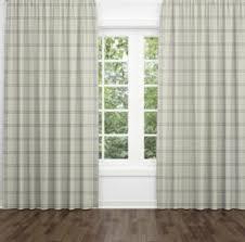 Grey Plaid Curtains Curtains Tagged Windowpane Curtains Jll Home