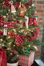 tree decoration ideas with ribbons celebration