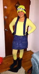 halloween costumes minion best 20 homemade minion costumes ideas on pinterest diy minion