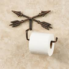 Toilet Paper Holders by Arrow Metal Bath Wall Accents