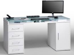 Computertisch Schreibtisch Computertisch Bürotisch Tisch Weiß 150x77 Cm