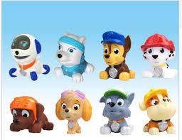 aliexpress buy 2017 8pcs lot bath toy dog patrol anime