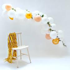 balloon garland balloon garland installation kit make me blush pretty