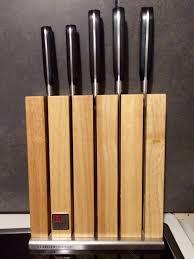 couteaux de cuisine sabatier j ai testé pour zodio et vous le bloc 5 couteaux sabatier