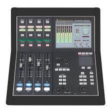 digital radio consoles e 1 radio console