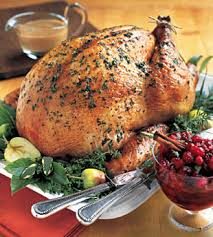 herb roasted thanksgiving day turkey