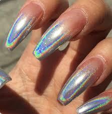 my pretty ombré chrome nails yelp