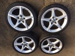 vauxhall vectra logo vauxhall 18 alloys wheel rims u0026 tyres for sale gumtree