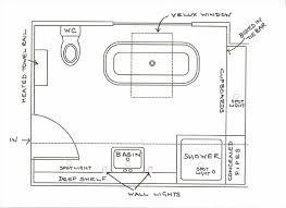 Free Sample Floor Plans 5 6 Bathroom Layout Sacramentohomesinfo