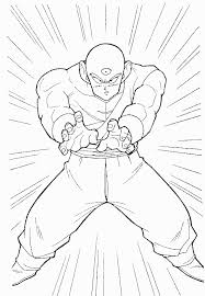 coloring pages dragon ball characters dragon ball coloring