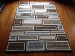 6 X 9 Area Rug Excellent Buy 6 X 9 Contemporary Area Rug Gray Brown Beige High