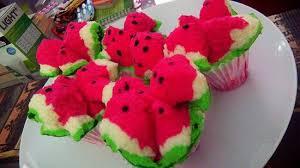 cara membuat bolu kukus empuk dan enak resep dan cara membuat kue bolu kukus motif semangka yang cantik
