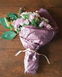 paper wrapped flowers 3 ways to arrange supermarket flowers a cup of jo