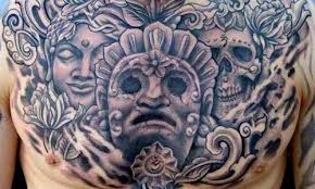 meanings of aztec tattoos and design