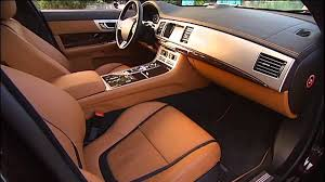 2012 jaguar xf interior youtube