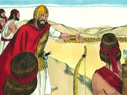Saul Blind Free Bible Images Saul Disobeys God And Foolishly Consults A
