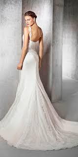 18 satin mermaid wedding dresses for extraordinary brides