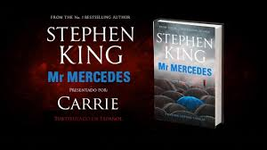 mercedes espa l mr mercedes presentado por carrie stephen king