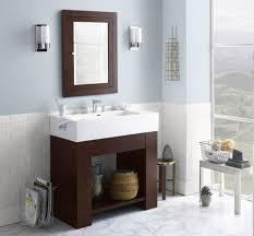 open bathroom vanities a sleek simple style for a modern bathroom