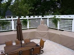 Custom Outdoor Patio Furniture Covers - custom fabricated outdoor kitchen covers